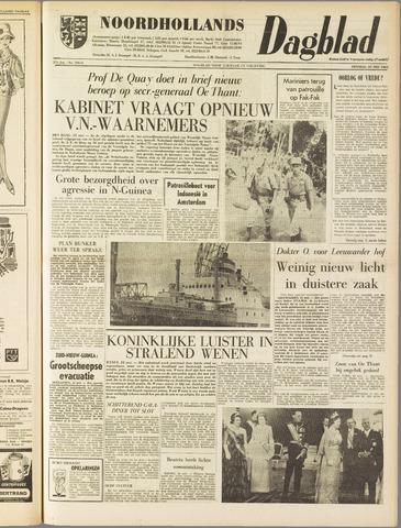 Noordhollands Dagblad : dagblad voor Alkmaar en omgeving 1962-05-22