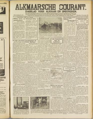 Alkmaarsche Courant 1941-11-19