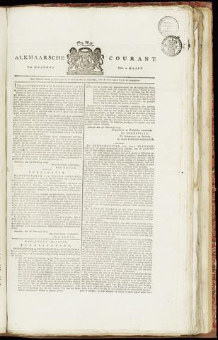 Alkmaarsche Courant 1829-03-02