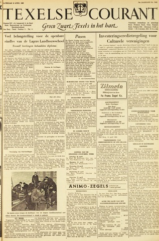 Texelsche Courant 1960-04-16