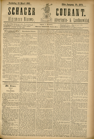 Schager Courant 1895-03-28
