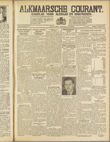 Alkmaarsche Courant 1941-01-17