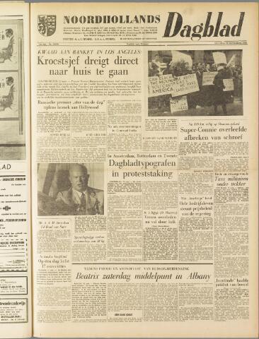 Noordhollands Dagblad : dagblad voor Alkmaar en omgeving 1959-09-21