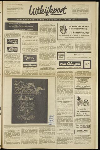 Uitkijkpost : nieuwsblad voor Heiloo e.o. 1961-11-09