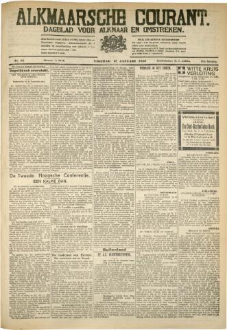 Alkmaarsche Courant 1930-01-17