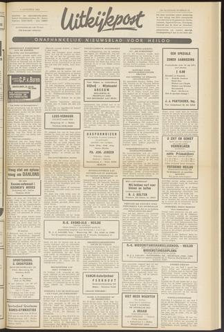 Uitkijkpost : nieuwsblad voor Heiloo e.o. 1964-08-06
