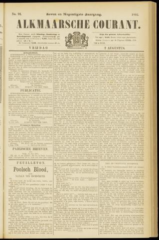 Alkmaarsche Courant 1895-08-02