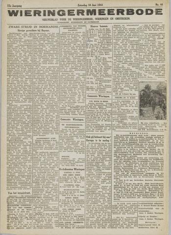 Wieringermeerbode 1944-06-10