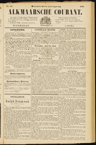 Alkmaarsche Courant 1898-06-01