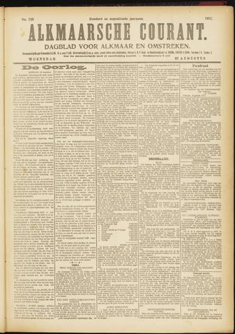 Alkmaarsche Courant 1917-08-22