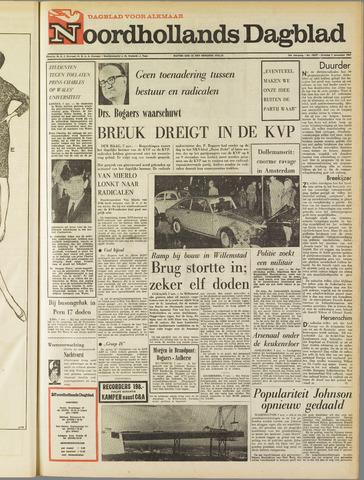 Noordhollands Dagblad : dagblad voor Alkmaar en omgeving 1967-11-07