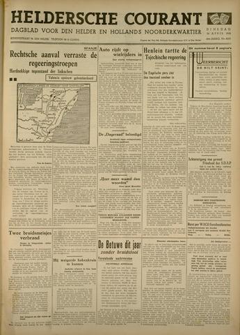 Heldersche Courant 1938-04-26