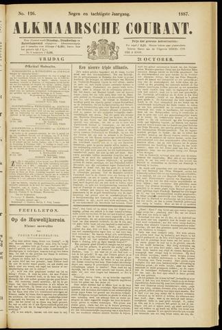 Alkmaarsche Courant 1887-10-21