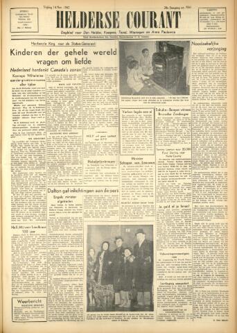 Heldersche Courant 1947-11-14