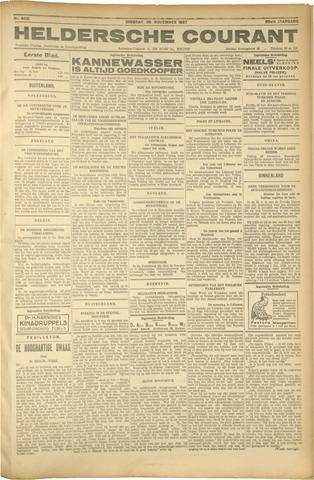 Heldersche Courant 1927-11-29