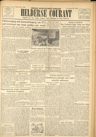 Heldersche Courant 1949-12-16