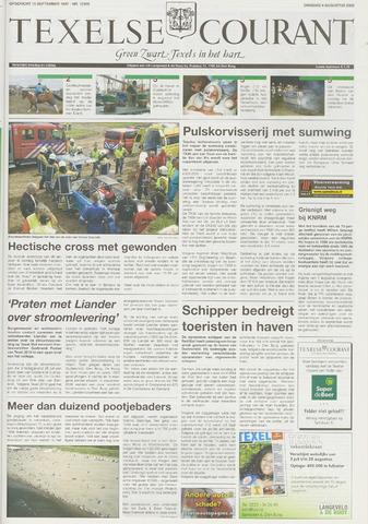 Texelsche Courant 2009-08-04