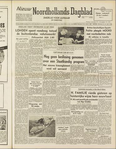 Nieuw Noordhollandsch Dagblad : voor Alkmaar en omgeving 1951-12-17