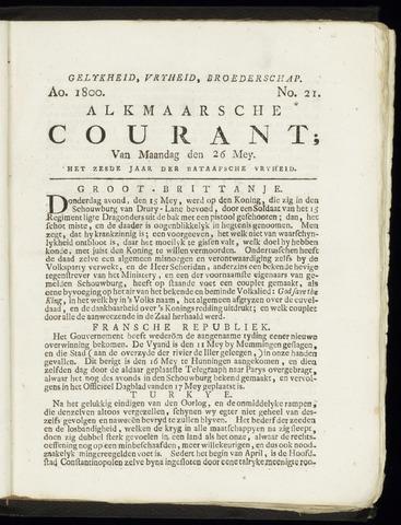Alkmaarsche Courant 1800-05-26