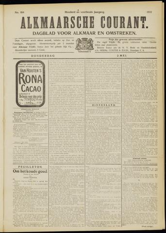 Alkmaarsche Courant 1912-05-02