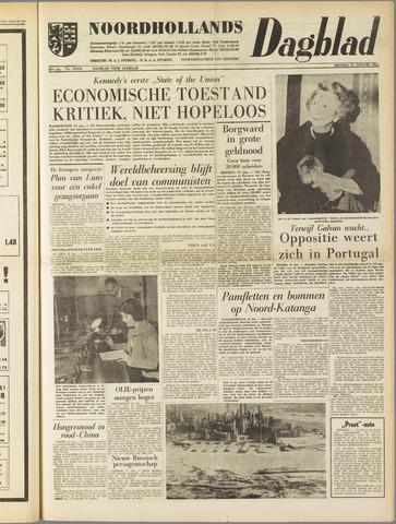 Noordhollands Dagblad : dagblad voor Alkmaar en omgeving 1961-01-31