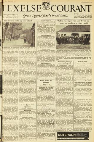 Texelsche Courant 1956-09-26