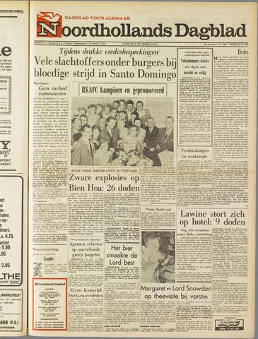 Noordhollands Dagblad : dagblad voor Alkmaar en omgeving 1965-05-17