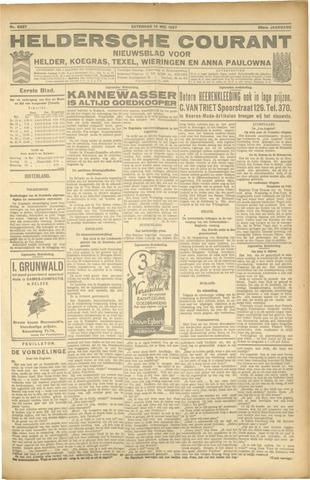 Heldersche Courant 1927-05-14
