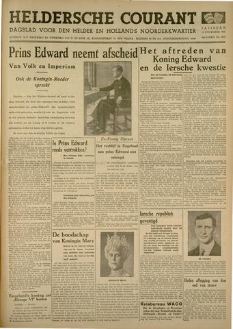 Heldersche Courant 1936-12-12