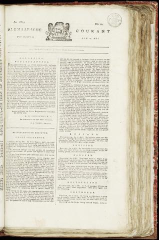 Alkmaarsche Courant 1819-05-24