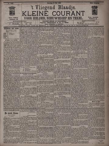 Vliegend blaadje : nieuws- en advertentiebode voor Den Helder 1896-05-23