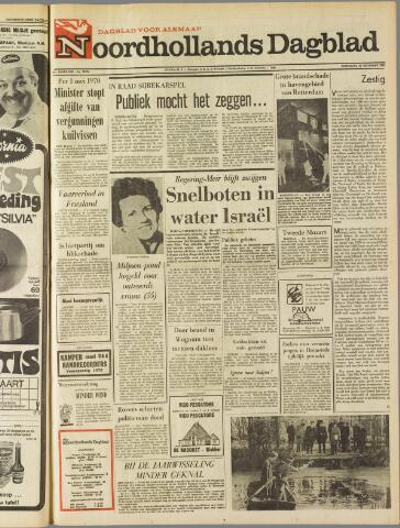 Noordhollands Dagblad : dagblad voor Alkmaar en omgeving 1969-12-31
