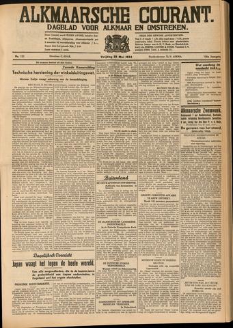 Alkmaarsche Courant 1934-05-25