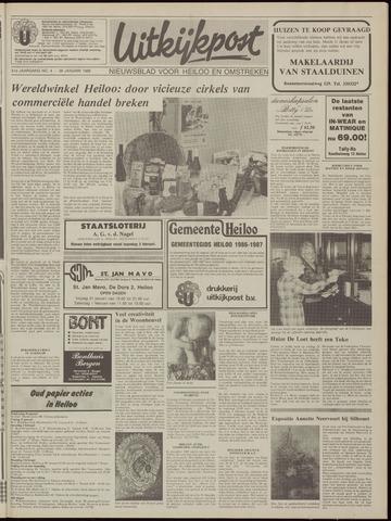 Uitkijkpost : nieuwsblad voor Heiloo e.o. 1986-01-29