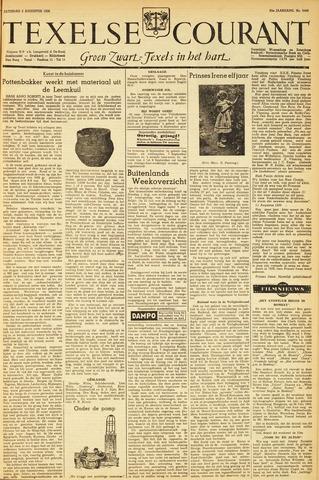 Texelsche Courant 1950-08-05