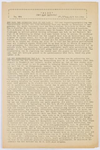 De Vrije Alkmaarder 1944-11-25