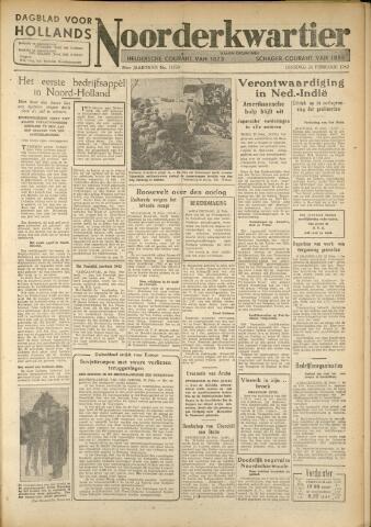 Heldersche Courant 1942-02-24