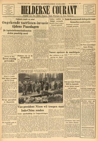 Heldersche Courant 1954-04-20