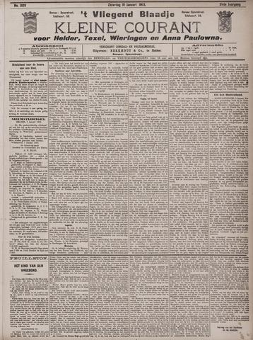 Vliegend blaadje : nieuws- en advertentiebode voor Den Helder 1903-01-10