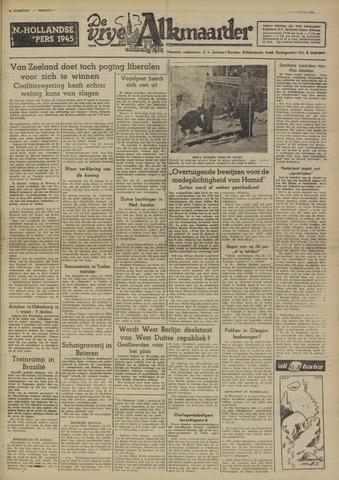 De Vrije Alkmaarder 1950-04-08