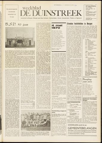 De Duinstreek 1970-04-29