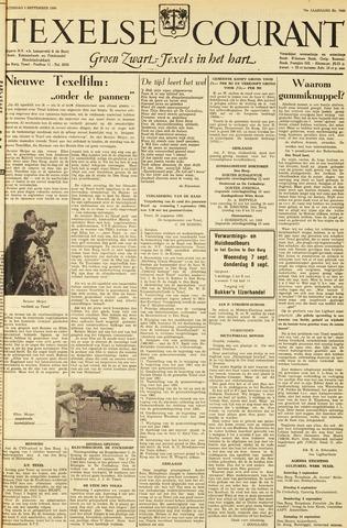 Texelsche Courant 1960-09-03