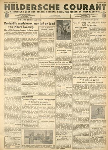 Heldersche Courant 1946-08-13