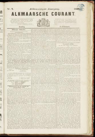 Alkmaarsche Courant 1866-02-18