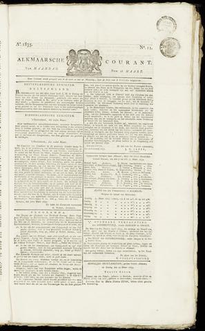 Alkmaarsche Courant 1835-03-16