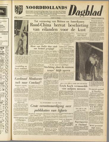 Noordhollands Dagblad : dagblad voor Alkmaar en omgeving 1958-10-21