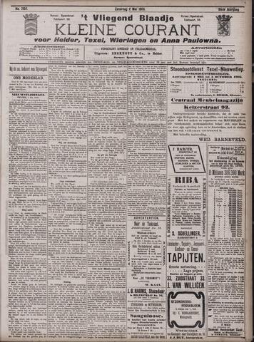 Vliegend blaadje : nieuws- en advertentiebode voor Den Helder 1903-05-02