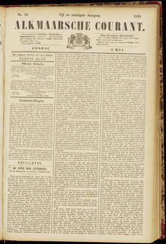 Alkmaarsche Courant 1883-05-06
