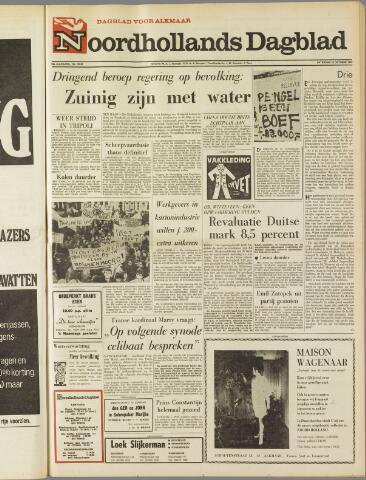 Noordhollands Dagblad : dagblad voor Alkmaar en omgeving 1969-10-25