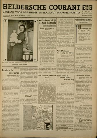 Heldersche Courant 1938-04-05